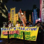 【報告】「『閣議決定』で戦争する国にするな!6.17大集会」