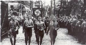 ナチス行進