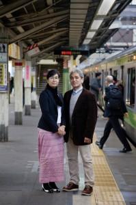 F.-異国に生きる—日本の中のビルマ人